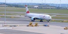 Notfall an Bord – Elf Stunden Flug von Wien nach Wien