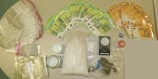 Crystal-Meth-Dealerin (37) in Wr. Neustadt festgenommen