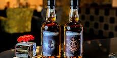 2.500 Euro pro Flasche:Weltraum-Whisky für Wien