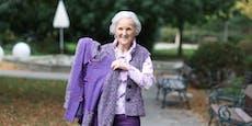 """84-Jährige ist die """"Fashion Icon"""" im Seniorenzentrum"""
