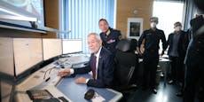 Corona-Vorschriften – VdB mit Ansage am Polizeifunk