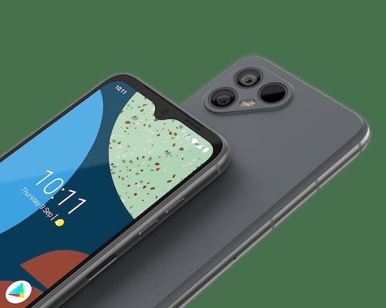 Mit dem neuen Fairphone 4 vermarktet Magenta Telekom ab sofort das weltweit erste nachhaltige 5G-fähige Smartphone.