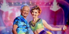 "Ältester Dancing Star findet Sarkissova ""attraktiv"""
