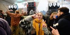Österreicher tanzten bei illegalem Riesen-Rave