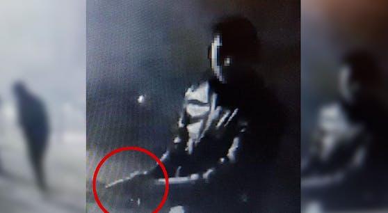 Ein Jugendlicher (16) feuerte mit einer Pistole in Floridsdorf in die Luft.