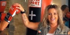 Daniela Alfinito steigt in den Boxring