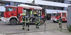 Akku explodiert, dann steht Balkon in Flammen