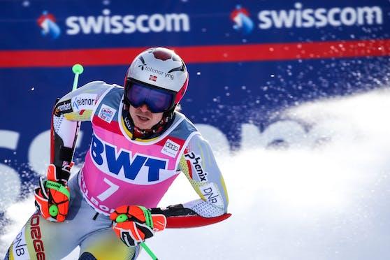 Ski-Star Henrik Kristoffersen.