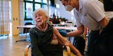 Ab heute werden Wiener über 80 Jahre corona-geimpft
