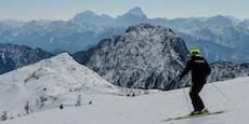 14-Jährige verirren sich beim Skifahren nach Italien