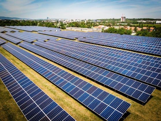 Wien Energie will in den kommenden zehn Jahren ihre Photovoltaik-Leistung verzehnfachen.