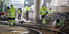 U-Bahnbau führt ab Montag zu Sperren in Wien