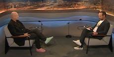 Anfrage wegen Sneakers – ORF-Interview schlägt Wellen