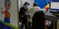 """In Israel soll die """"Impf-Magie"""" begonnen haben"""