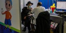 Geimpfte haben weniger schwere Krankheitsverläufe