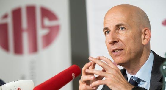 Der neue Arbeitsminister Martin Kocher