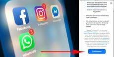 Die Sperre Tausender WhatsApp-Nutzer steht bevor