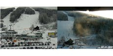 Webcams nach Ansturm auf Skigebiete verdreht