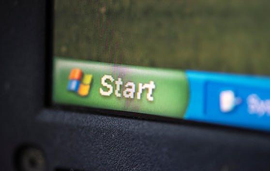 Windows XP wird noch immer genutzt.