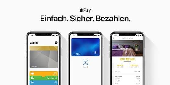 Sodexo führt Apple Pay ein.