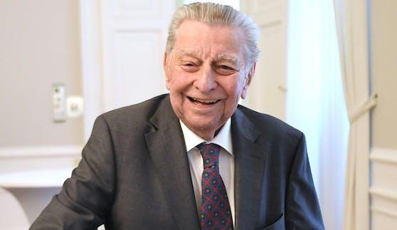 Hugo Portisch ist verstorben.
