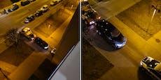 Totraser in Wien gefasst, als er zu seinem BMW ging