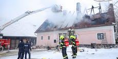 Junge Familie verlor bei Brand Andenken an Mutter