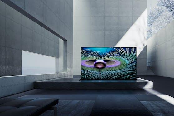 Highlight des Sortiments ist der MASTER Series 8K LED-Fernseher Z9J (85 und 75 Zoll) als 8K-Hingucker.