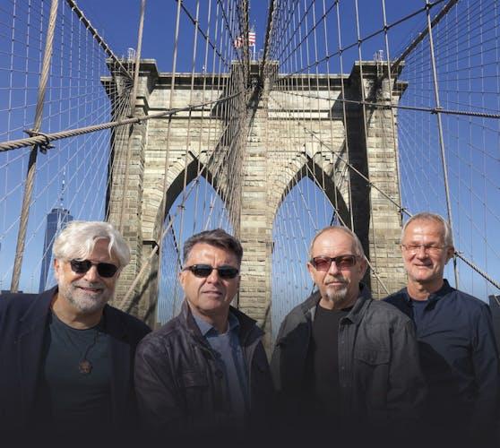 ThanX-Musiker mit Frontman Gerald Strasser (2. von links)