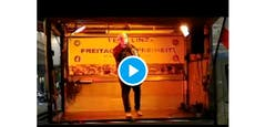 "Corona-Demonstrant zu Politikern: ""Kennen eure Adresse"""