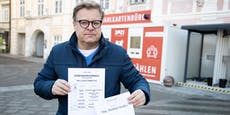 """Wahlvorgang ist für Neos """"demokratiepolitische Sauerei"""""""