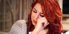 Toxische Liebe: Im TV bricht Kate Merlan in Tränen aus