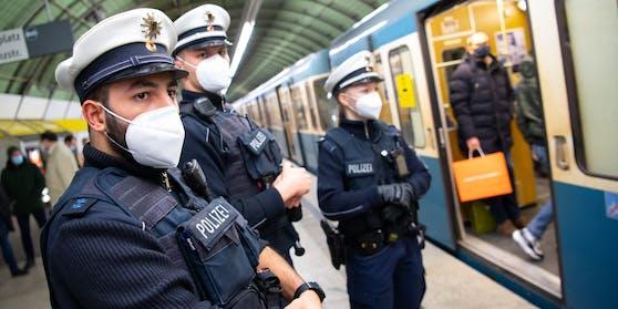 FFP2-Maskenpflicht in bayrischen Öffis