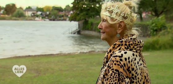 Seit Jahrzehnten gilt sie als die FKK-Königin vom Gänsehäufel.
