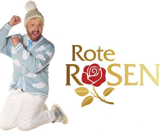 """Ross Anthony hat eine Gastrolle in der beliebten ARD-Telenovela """"Rote Rosen"""""""