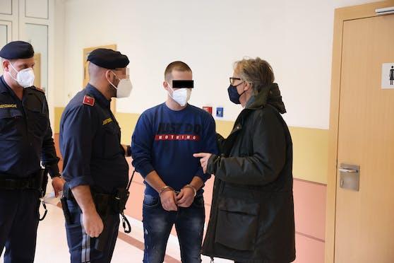 Junger Serbe ist wegen Entführung in Wien angeklagt.