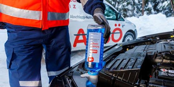 Tipps für Autofahrer bei extremer Kälte.