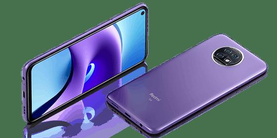 Kann auch 5G: Das Xiaomi Redmi Note 9T.