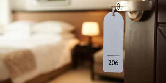 Die Hotels dürften eigentlich nur in Ausnahmefällen Personen beherbergen. (Symbolbild)