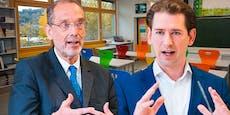 Schulen stehen vor Schließung bis Semester-Ende