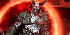 """So schlägt sich """"Doom Eternal"""" auf Nintendo Switch"""