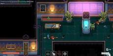 """""""Disjunction"""" ist das pixelige """"Cyberpunk 2077"""""""
