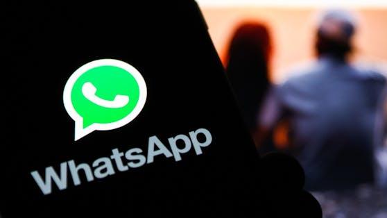 Auf WhatsApp kursieren Fake-Gewinnspiele.