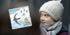 Jetzt bekommt Greta Thunberg eine eigene Briefmarke