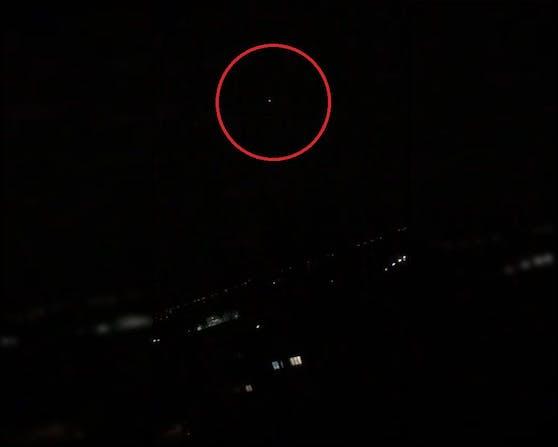 Ist das ein Ufo?