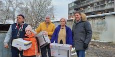 FPÖ-Stadtchef Rabl fuhr zu Erdbeben-Opfern in Kroatien