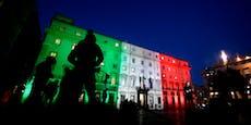 Koalition in Italien geplatzt