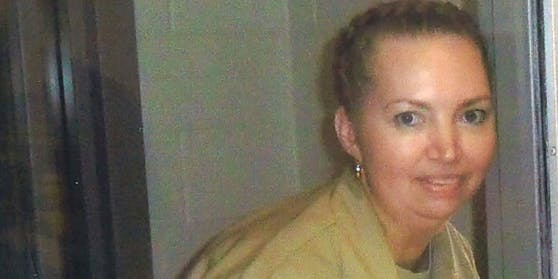 Lisa Montgomery hatte 2004 eine schwangere Frau getötet und ihr das Kind aus dem Bauch geschnitten.