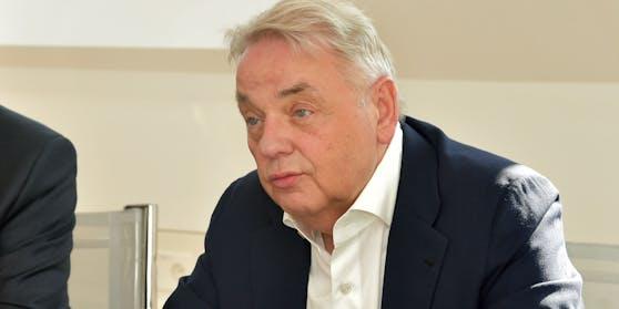 Klaus Peter Schulenberg von CTS Eventim