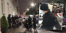 Bankraub in Ottakring: Pistolen-Mann auf der Flucht